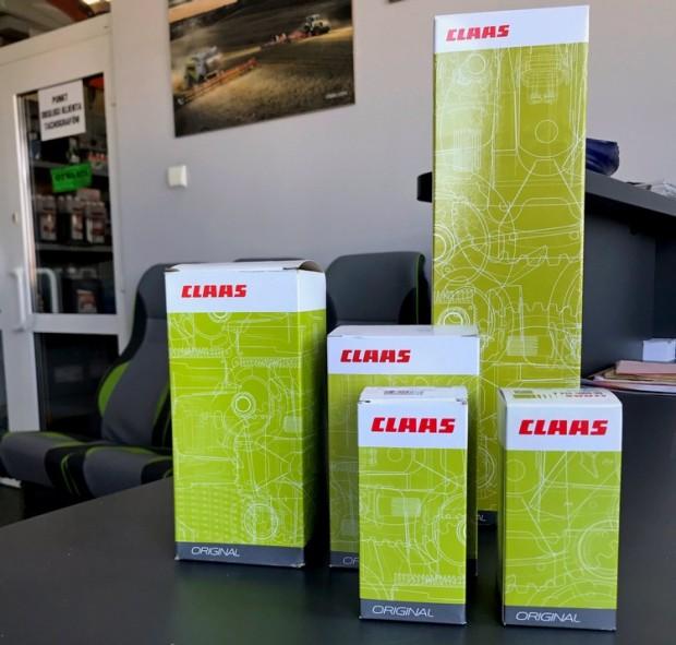 Promocja na wybrane filtry CLAAS w firmie Agromasz Serwis.