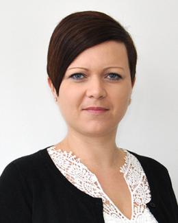 Wioleta Rogoz - kadrowa